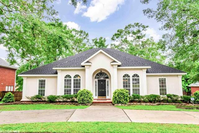 2750 Bennington Drive, Mobile, AL 36695 (MLS #314191) :: Alabama Coastal Living