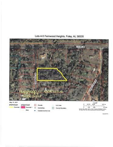 0 Fernwood Circle, Foley, AL 36535 (MLS #314234) :: Gulf Coast Experts Real Estate Team