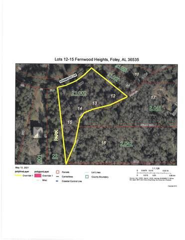 0 Fernwood Circle, Foley, AL 36535 (MLS #314235) :: Elite Real Estate Solutions