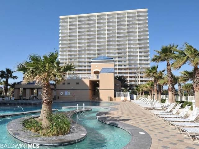 1010 W Beach Blvd #1603, Gulf Shores, AL 36542 (MLS #314320) :: The Kim and Brian Team at RE/MAX Paradise