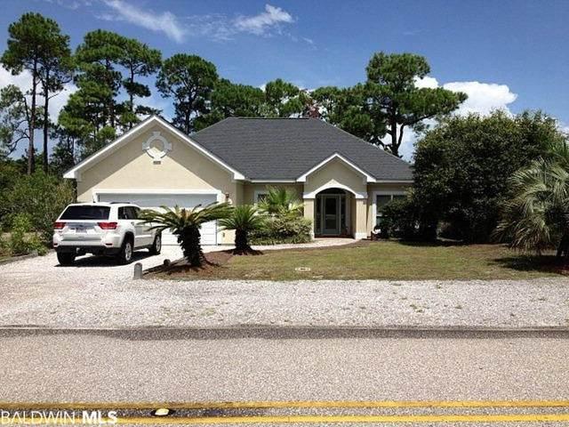 4633 Bayou Court, Orange Beach, AL 36561 (MLS #314381) :: JWRE Powered by JPAR Coast & County