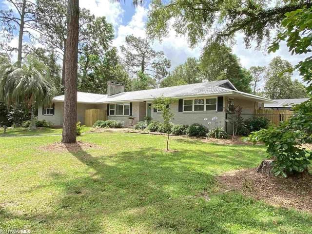 14654 Cedar Street, Magnolia Springs, AL 36555 (MLS #314461) :: Elite Real Estate Solutions