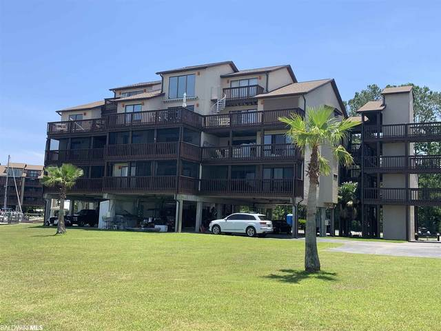 1222 Portside Ln 1222E, Gulf Shores, AL 36542 (MLS #314548) :: Gulf Coast Experts Real Estate Team