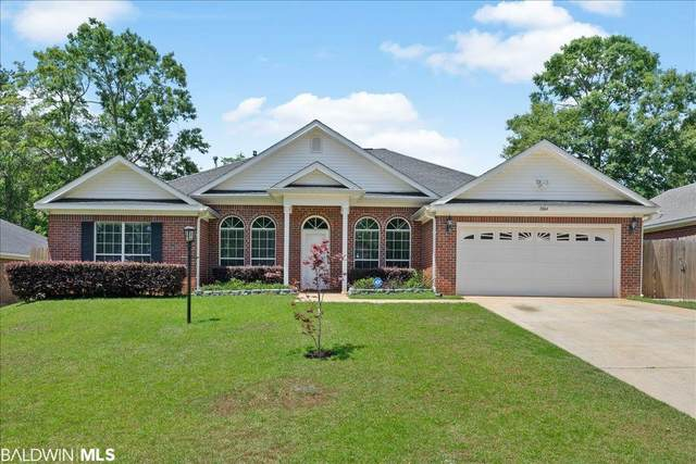 10144 Waterford Way, Mobile, AL 36695 (MLS #314577) :: Gulf Coast Experts Real Estate Team