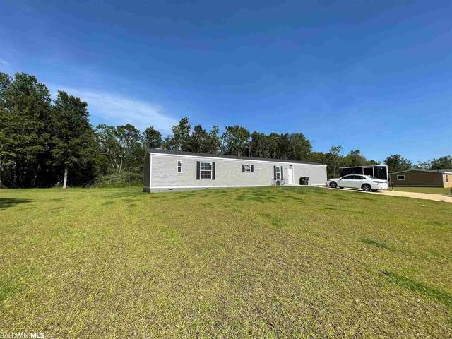 15710 County Road 28, Summerdale, AL 36580 (MLS #314581) :: Sold Sisters - Alabama Gulf Coast Properties
