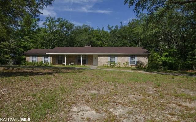 7229 Fir Drive, Saraland, AL 36571 (MLS #314600) :: Sold Sisters - Alabama Gulf Coast Properties