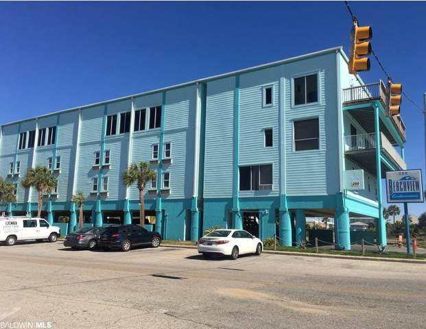 200 E Beach Blvd #205, Gulf Shores, AL 36542 (MLS #314617) :: The Kathy Justice Team - Better Homes and Gardens Real Estate Main Street Properties