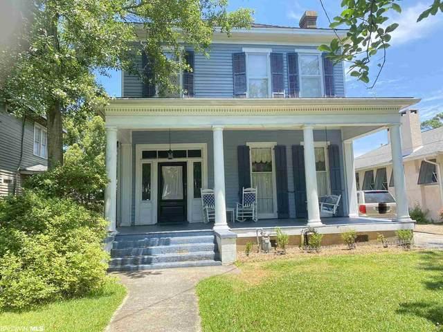 1754 Hunter Ave, Mobile, AL 36604 (MLS #314628) :: Ashurst & Niemeyer Real Estate