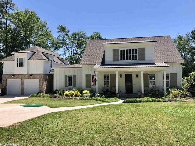 120 Glen Hardie Drive, Fairhope, AL 36532 (MLS #314746) :: Gulf Coast Experts Real Estate Team