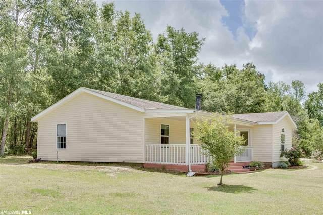 24499 Brewer Road, Robertsdale, AL 36567 (MLS #314810) :: Dodson Real Estate Group