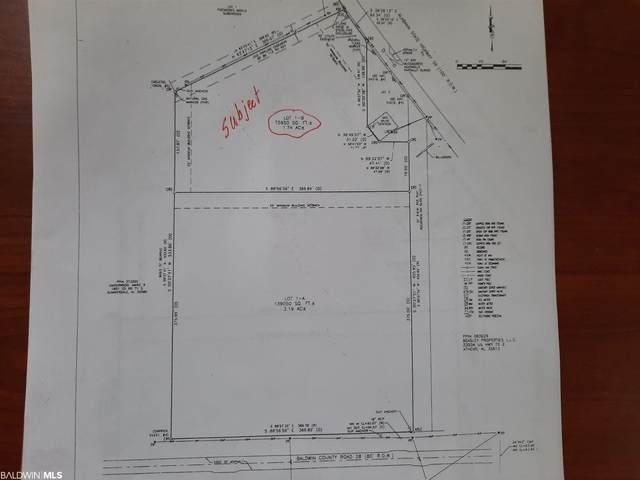 1218 S Highway 59, Summerdale, AL 36580 (MLS #314820) :: Levin Rinke Realty