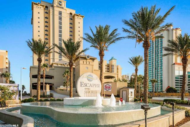 24060 Perdido Beach Blvd #1803, Orange Beach, AL 36561 (MLS #314867) :: Gulf Coast Experts Real Estate Team