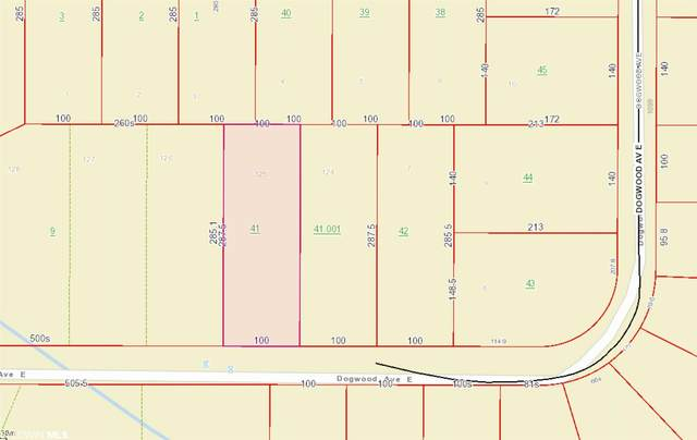 0 E Dogwood Av, Daphne, AL 36526 (MLS #314875) :: JWRE Powered by JPAR Coast & County