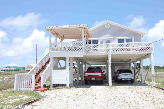5917 Beach Blvd, Gulf Shores, AL 36542 (MLS #314912) :: The Kathy Justice Team - Better Homes and Gardens Real Estate Main Street Properties