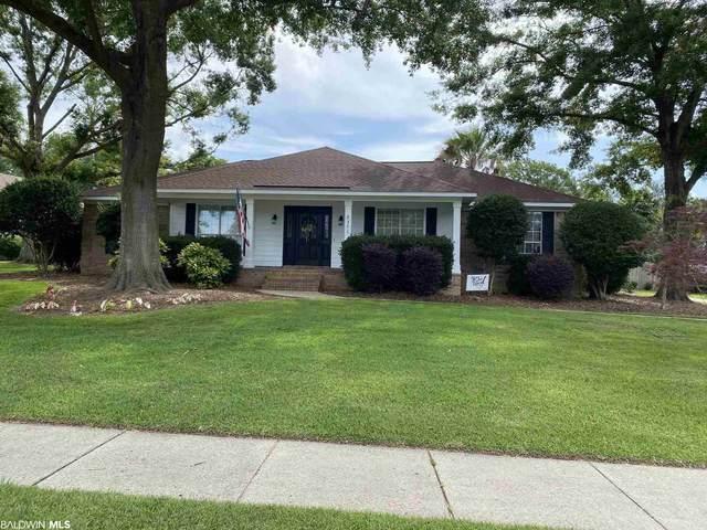 2371 Carrington Drive, Mobile, AL 36695 (MLS #314928) :: Sold Sisters - Alabama Gulf Coast Properties