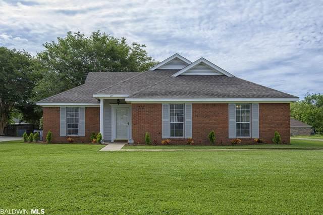 214 Driftwood Avenue, Fairhope, AL 36532 (MLS #314952) :: Ashurst & Niemeyer Real Estate