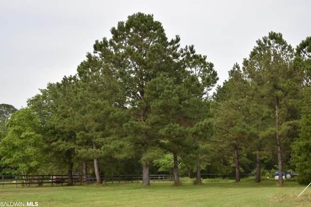 0 Pearson Ln, Robertsdale, AL 36567 (MLS #314964) :: Dodson Real Estate Group
