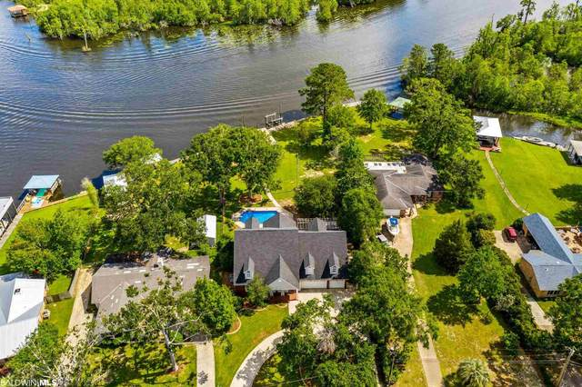 3978 Cypress Shores Dr, Mobile, AL 36619 (MLS #315024) :: The Kathy Justice Team - Better Homes and Gardens Real Estate Main Street Properties