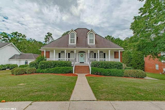 3424 Windsor Place Court, Mobile, AL 36695 (MLS #315062) :: Alabama Coastal Living