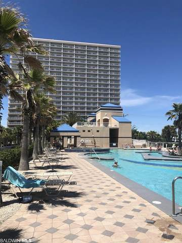 1010 W Beach Blvd #606, Gulf Shores, AL 36542 (MLS #315069) :: Sold Sisters - Alabama Gulf Coast Properties