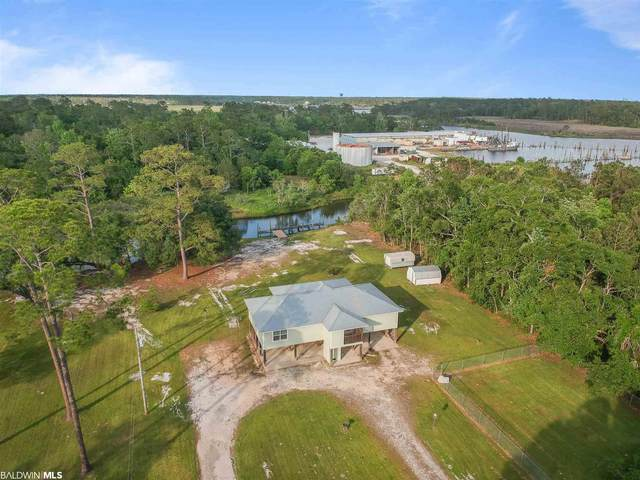 5910 Heritage Circle, Bon Secour, AL 36511 (MLS #315071) :: Crye-Leike Gulf Coast Real Estate & Vacation Rentals