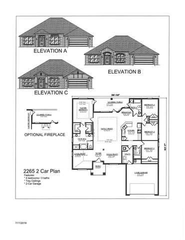 14877 Silver Oaks Loop, Silverhill, AL 36576 (MLS #315075) :: Mobile Bay Realty