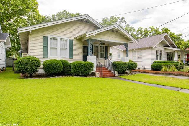 12 Mcphillips Ave, Mobile, AL 36604 (MLS #315105) :: The Kim and Brian Team at RE/MAX Paradise