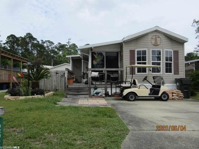 252 Defuniak Circle, Lillian, AL 36549 (MLS #315113) :: Gulf Coast Experts Real Estate Team