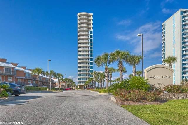 1940 W Beach Blvd #1001, Gulf Shores, AL 36542 (MLS #315151) :: EXIT Realty Gulf Shores