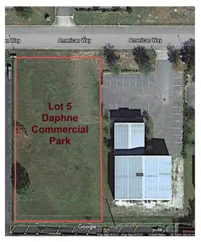 0 American Way, Daphne, AL 36526 (MLS #315152) :: Sold Sisters - Alabama Gulf Coast Properties