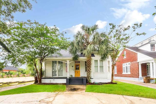 1505 Government St, Mobile, AL 36604 (MLS #315161) :: Sold Sisters - Alabama Gulf Coast Properties