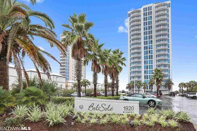 1920 W Beach Blvd #301, Gulf Shores, AL 36542 (MLS #315219) :: Ashurst & Niemeyer Real Estate