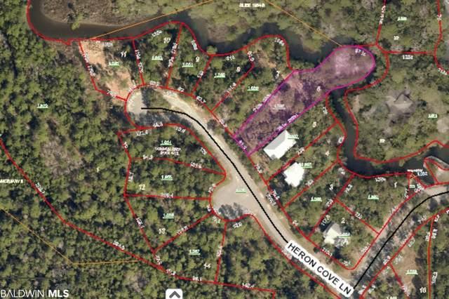 0 Heron Cove Lane, Gulf Shores, AL 36542 (MLS #315239) :: Bellator Real Estate and Development