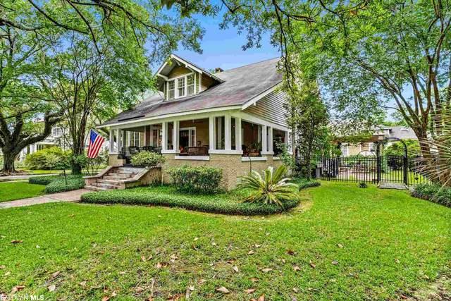 201 S Georgia Avenue, Mobile, AL 36604 (MLS #315243) :: Sold Sisters - Alabama Gulf Coast Properties