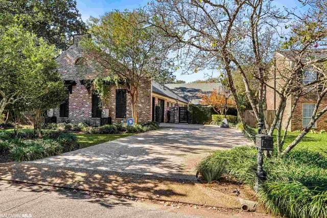 255 College Lane, Mobile, AL 36608 (MLS #315246) :: Ashurst & Niemeyer Real Estate
