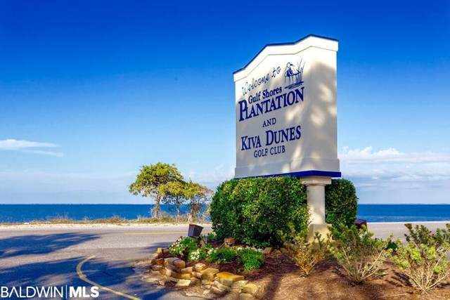 400 Plantation Road #3119, Gulf Shores, AL 36542 (MLS #315261) :: Gulf Coast Experts Real Estate Team