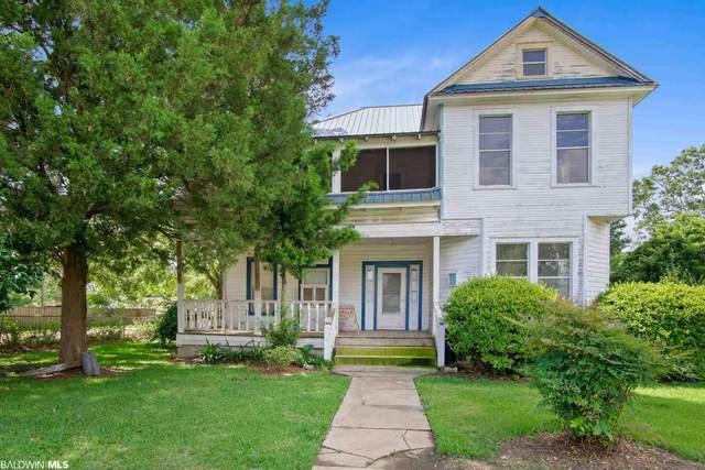 306 Clay Street, Bay Minette, AL 36507 (MLS #315268) :: Gulf Coast Experts Real Estate Team