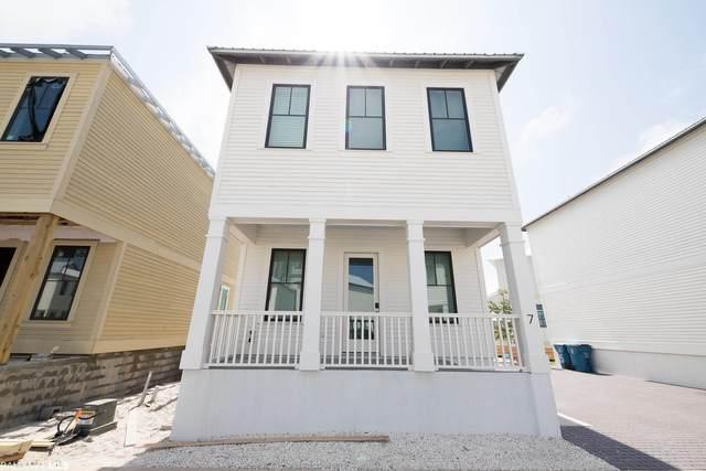 7 West Gate, Orange Beach, AL 36561 (MLS #315270) :: Bellator Real Estate and Development