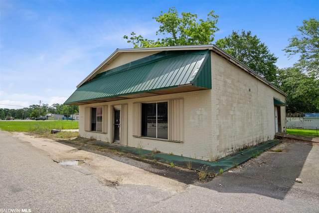 102 E Railroad Street, Bay Minette, AL 36507 (MLS #315284) :: Dodson Real Estate Group