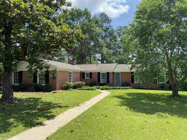 1412 Bonita Avenue, Brewton, AL 36426 (MLS #315297) :: Ashurst & Niemeyer Real Estate
