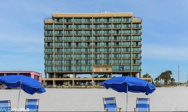 201 E Beach Blvd #509, Gulf Shores, AL 36542 (MLS #315305) :: Levin Rinke Realty
