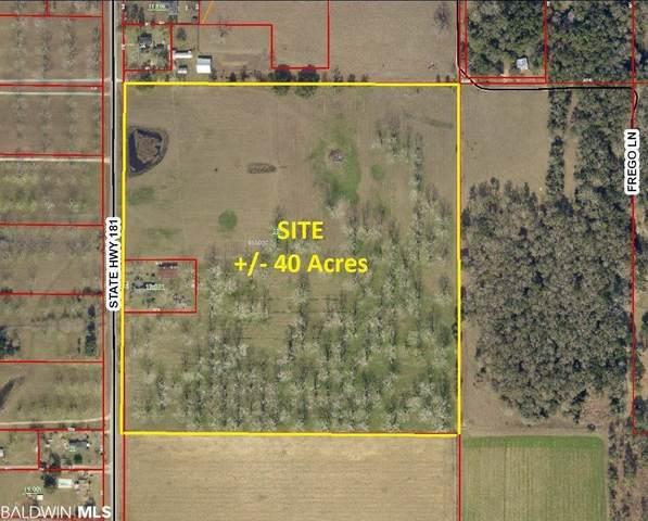 14624 Highway 181, Fairhope, AL 36532 (MLS #315307) :: JWRE Powered by JPAR Coast & County