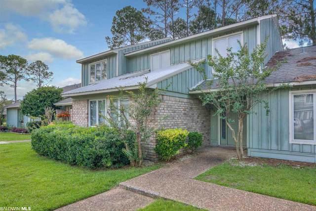 1701 Regency Road #106, Gulf Shores, AL 36542 (MLS #315326) :: Ashurst & Niemeyer Real Estate
