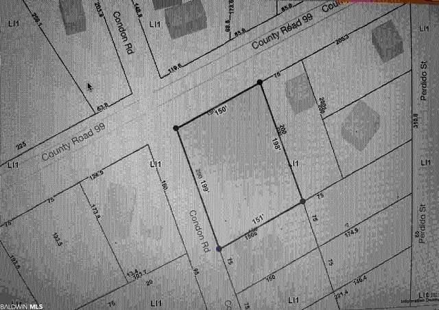 12176 Condon Rd, Lillian, AL 36549 (MLS #315334) :: Ashurst & Niemeyer Real Estate