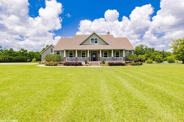25651 County Road 71, Robertsdale, AL 36567 (MLS #315363) :: Ashurst & Niemeyer Real Estate
