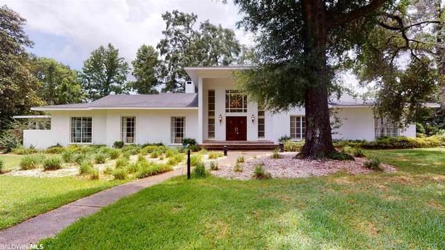 3967 S Pinebrook Dr, Mobile, AL 36608 (MLS #315371) :: Ashurst & Niemeyer Real Estate