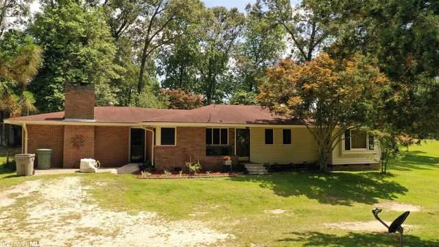 2960 Highway 4A, Century, FL 32535 (MLS #315377) :: Elite Real Estate Solutions