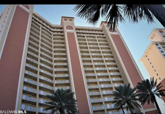 401 E Beach Blvd #1607, Gulf Shores, AL 36542 (MLS #315400) :: Elite Real Estate Solutions