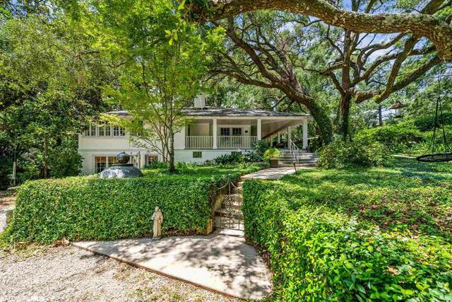 651 Johnson Avenue, Fairhope, AL 36532 (MLS #315404) :: The Kathy Justice Team - Better Homes and Gardens Real Estate Main Street Properties