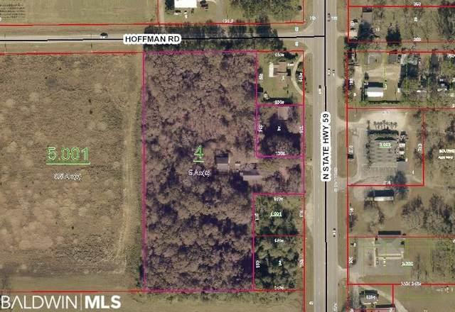 317 Highway 59, Summerdale, AL 36580 (MLS #315421) :: The Kathy Justice Team - Better Homes and Gardens Real Estate Main Street Properties